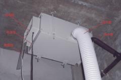 吊顶除湿机工作原理