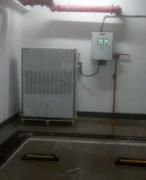 地下车库除湿机安装图
