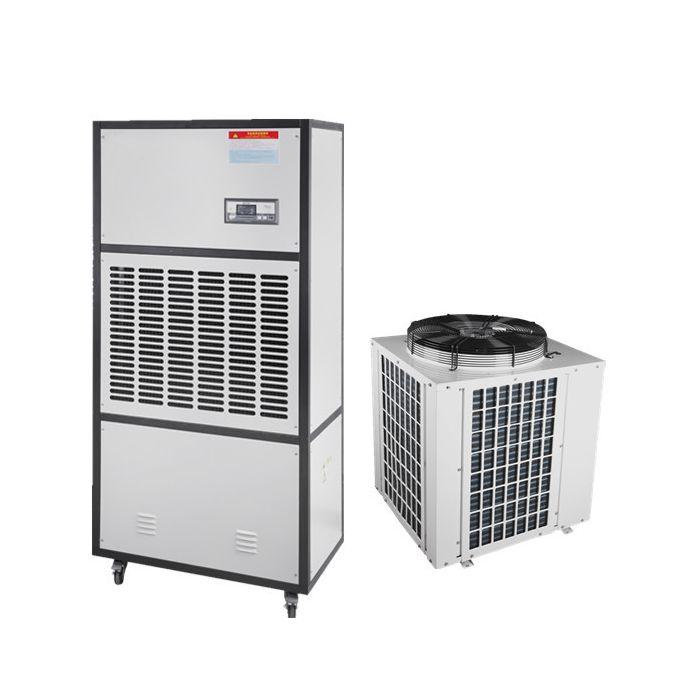 调温型管道除湿机,风冷调温型除湿机